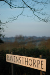 Ravensthorpe Village (© photo by Sam Gibson)