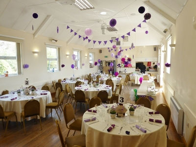 Party Time at Ravensthorpe Village Hall
